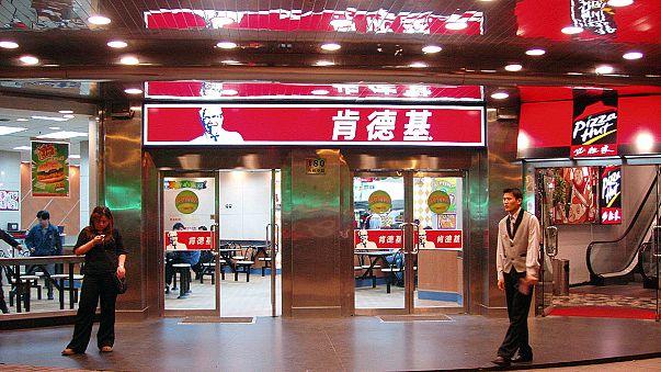 Jól jártak a külföldi márkák a kínai élelmiszerbotránnyal
