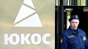 Russia ordered to pay record compensation to Yukos shareholder