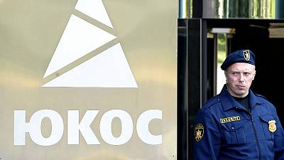 Russia ordered to pay record compensation to Yukos shareholders