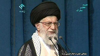 Iran's Supreme Leader Ayatollah accuses Israel of 'genocide'