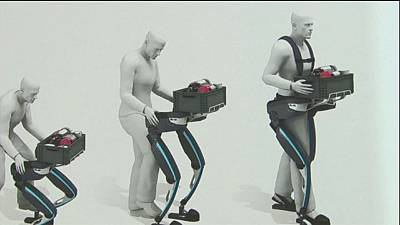 Exoskeleton gives super strength, latest facial recognition software beats the human eye