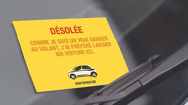 H Renault βοηθά τις γυναίκες που...δεν ξέρουν πως να παρκάρουν!