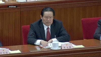 China launches probe into powerful ex-security chief Zhou Yongkang