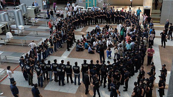 Emniyet operasyonunda 38 tahliye, 11 tutuklama