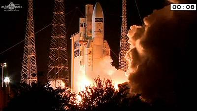 Last launch for Europe's space cargo freighter