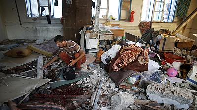 Gaza: Deaths at Jebalya school after Israeli strike