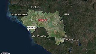 Guiné: Tragédia num concerto de rap