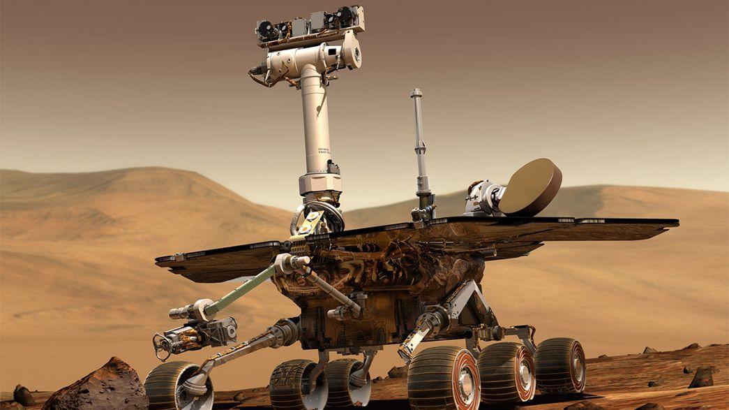 """Rekord: """"Opportunity"""" auf dem Mars nicht zu stoppen"""