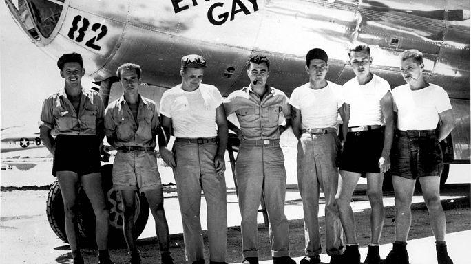 Last U.S. crew member of Hiroshima bomber dies