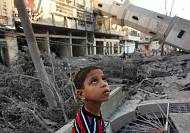 Life under bombardment a constant struggle for Palestinians in Gaza