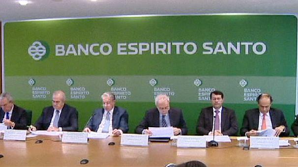 Portugal's BES posts 3.5 billion euro loss