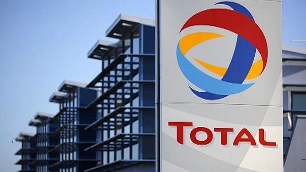 Kihátrál Oroszországból a francia Total olajvállalat