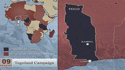 WWI: Togoland campaign