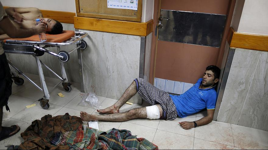 ICRC criticises attacks on Gaza power plants