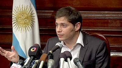 Argentina in technical default on some debt, but no repeat of 2002 economic meltdown seen