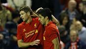 Steven Gerrard tells Luis Suarez: You are too good for Arsenal