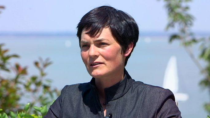 Ellen MacArthur: Cruzar ondas