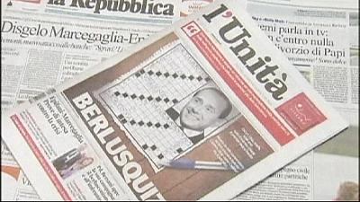 Italian newspaper L'Unita to close