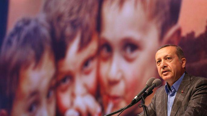رئيس الوزراء التركي يقارن اساليب اسرائيل بتلك التي اعتمدها هتلر