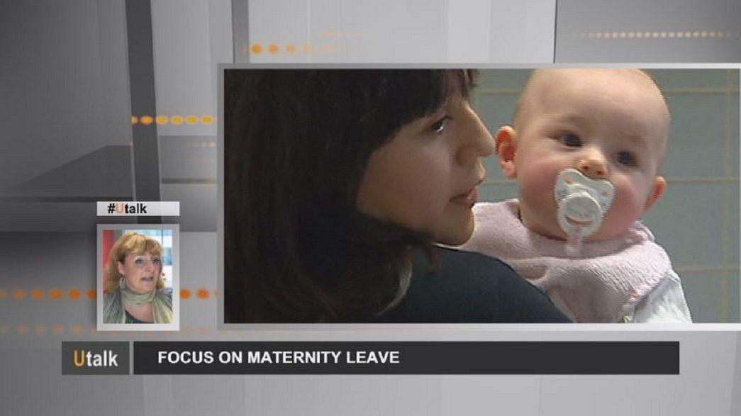 الإتحاد الأوزربي: ماذا عن مشروع إجازة الأمومة؟