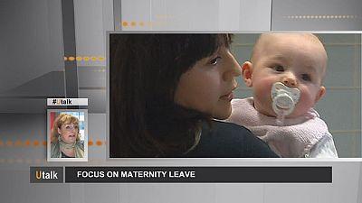 Focus sul congedo di maternità