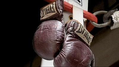Boxing great Muhammad Ali's gloves sold for nearly €300,000