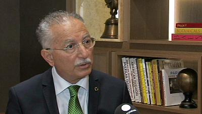 Turkish presidential hopeful İhsanoğlu 'conciliatory'