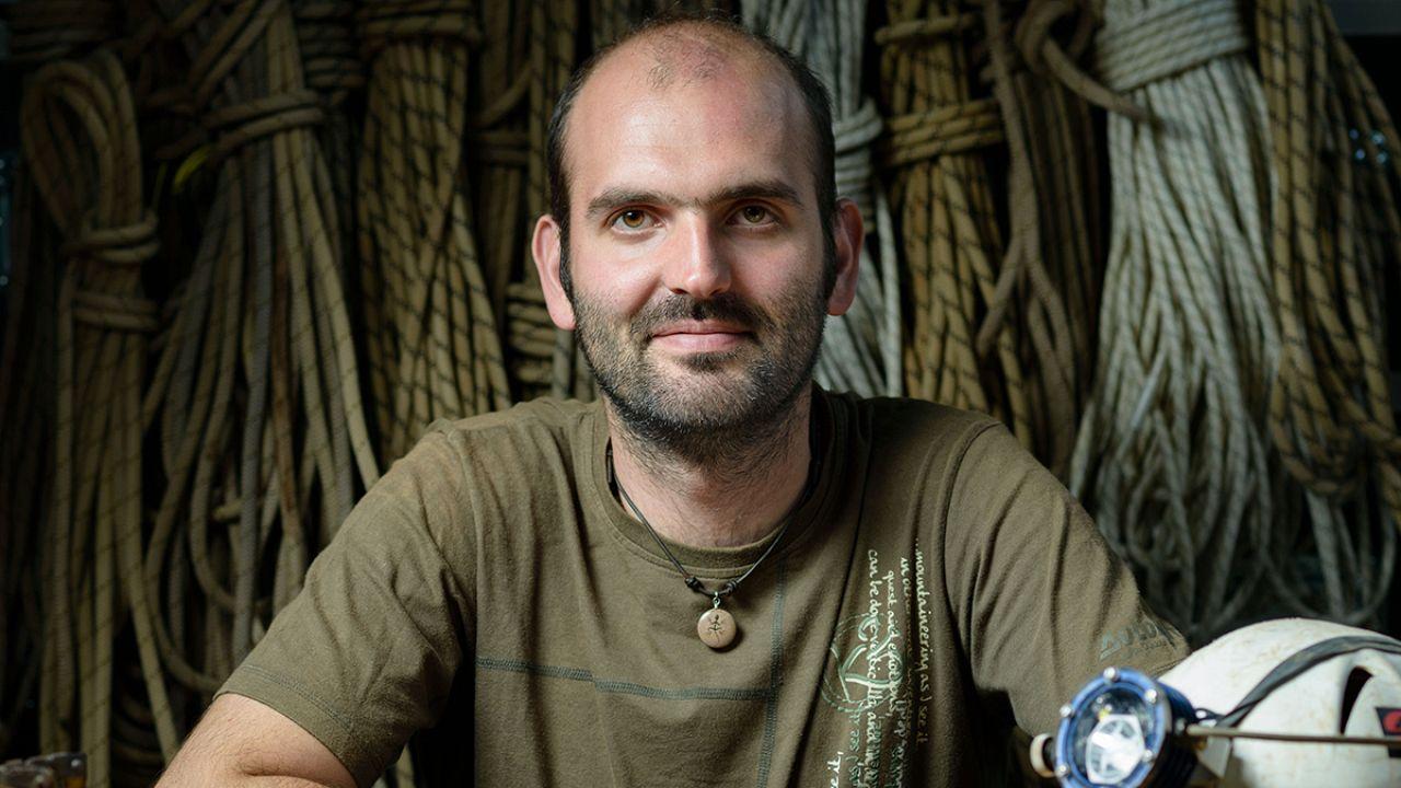 Caver Francesco Sauro explores mysterious Tepui table mountains
