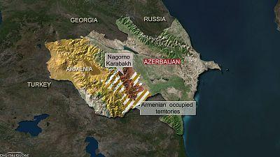 Nove soldados azerbaijaneses morrem nos combates fronteiriços com a Arménia