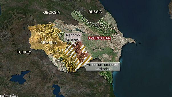 Перестрелка на  границе Азербайджана и Армении: есть погибшие
