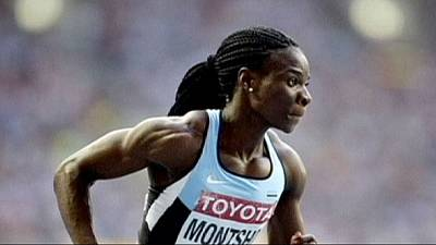 Montsho fails dope test at Commonwealth Games