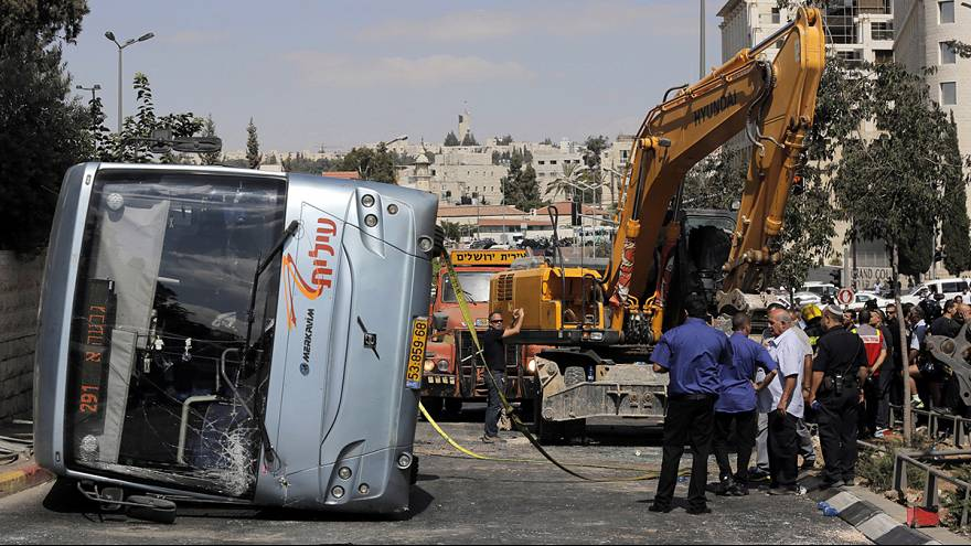 Newsday August 4: 7-hour Gaza truce ends; bus attacked in Jerusalem; hundreds dead in China earthquake