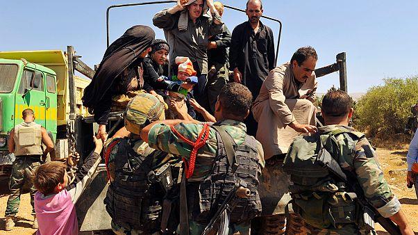 خطر داعش يصل الحدود اللبنانية