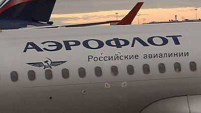 Aeroflot's shares tumble on Siberia flight ban talk for European carriers