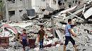 Israeli troops retreat as 72-hour ceasefire holds