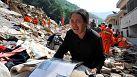 China earthquake death toll close to 600