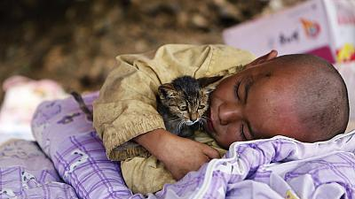 Home comfort after China earthquake