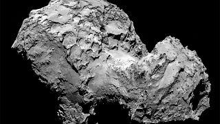 Η «Rosetta» έφτασε στον προορισμό της – Φωτογραφίες και Live εικόνα