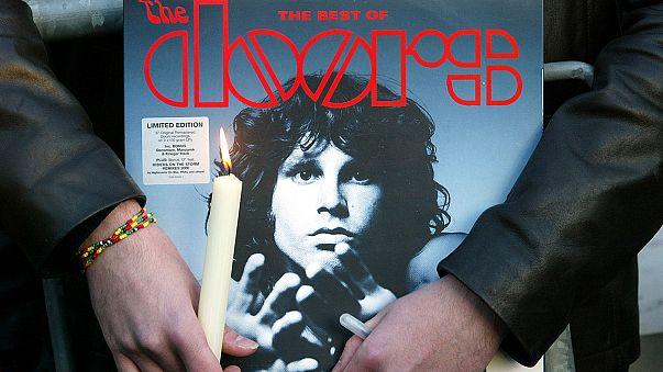 Marianne Faithfull y su sorprendente confesión sobre la muerte de Jim Morrison