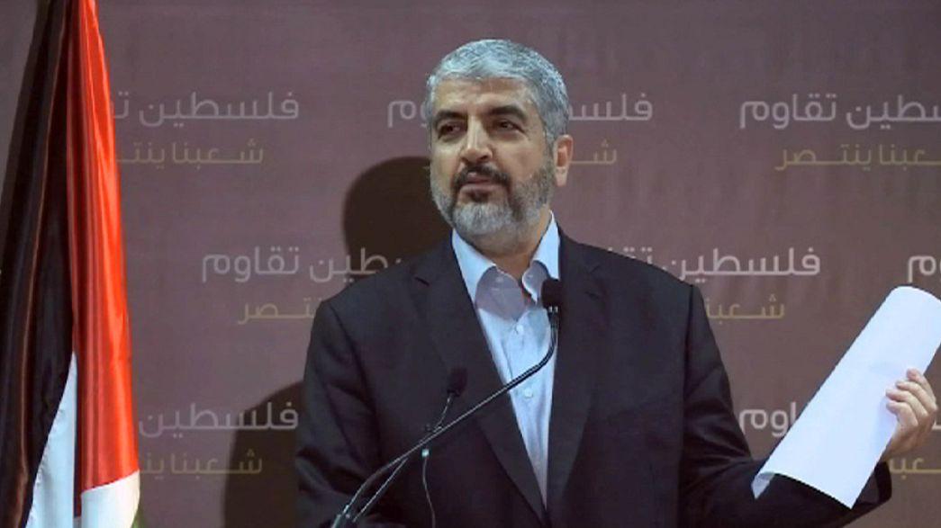 حماس نجحت في تعزيز مكانتها منذ بدء العملية الاسرائيلية في قطاع غزة