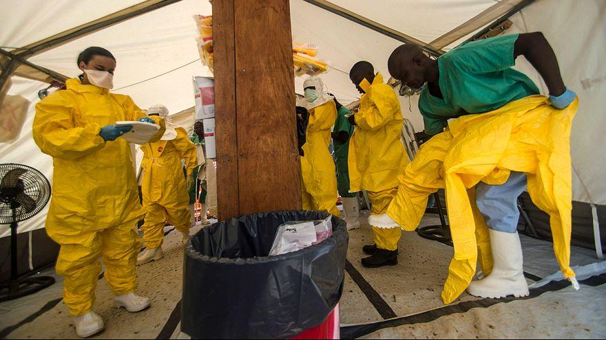 دليل تدابير الوقاية من حمى ايبولا النزفية