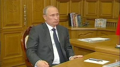 Russia: Putin orders EU fruit and veg ban