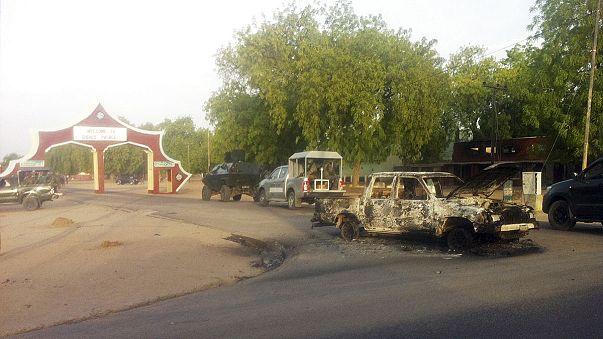 Dozens dead in Boko Haram attack