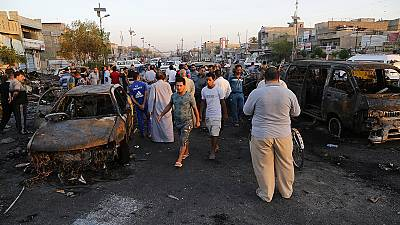 Islamists make gains in northern Iraq as car bombs rock Baghdad