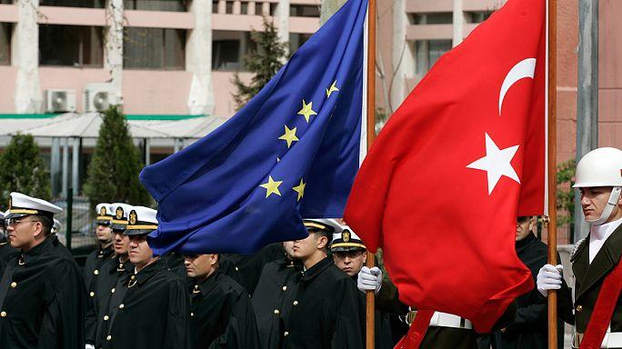 Relação tensa com Turquia deixa UE muito atenta às eleições