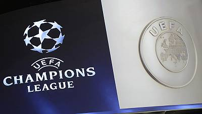 Champions League playoff round draw;