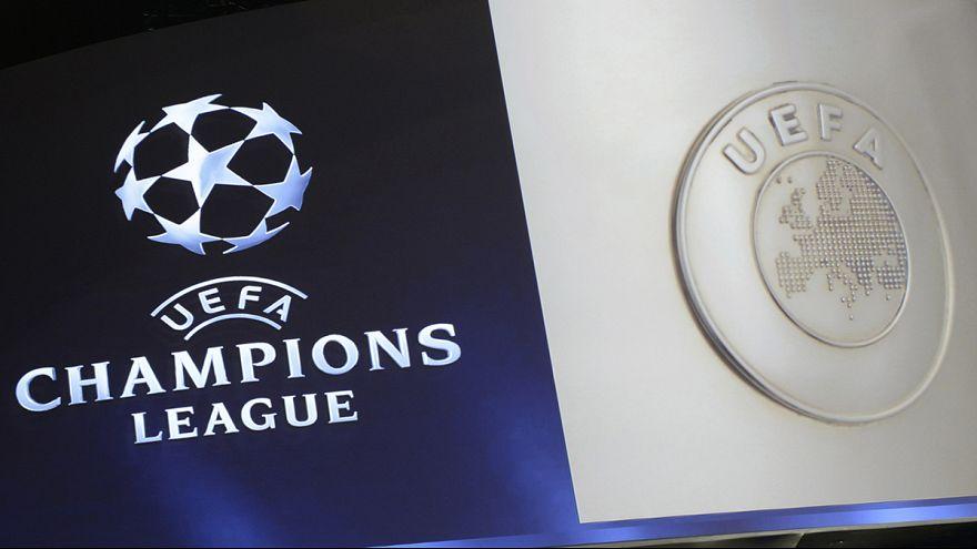 ChampionsLeagueplayoffrounddraw;