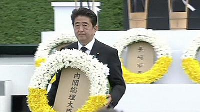 Nagasaki remembers atomic bomb victims 69 years on – nocomment