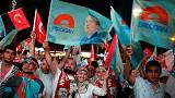 As it happened: Erdogan wins Turkey presidential election
