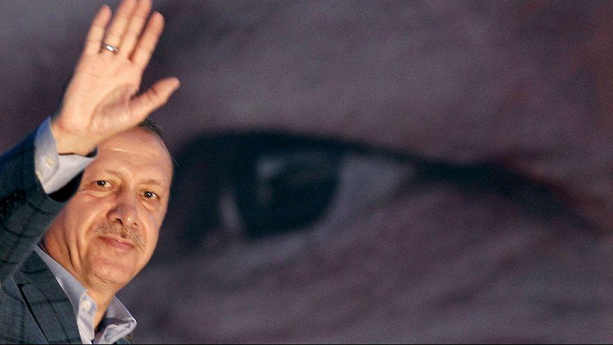 Erdogan gana las elecciones presidenciales en la primera vuelta